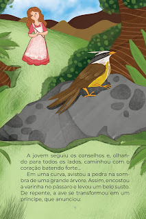 História O Pássaro Encantado (Conta Pra Mim); Baixar PDF Grátis