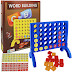 Word Building Board Game Family Game