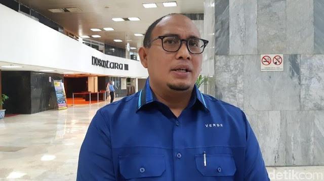 Diminta Luhut Jaga Mulut, Andre Rosiade: Saya Jalankan Fungsi DPR