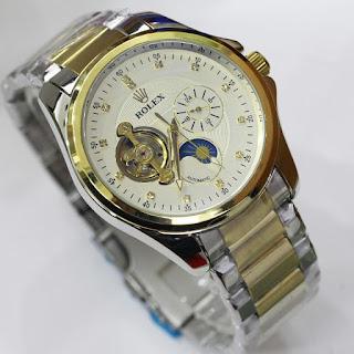 Jual Jam Tangan Rolex Automatic