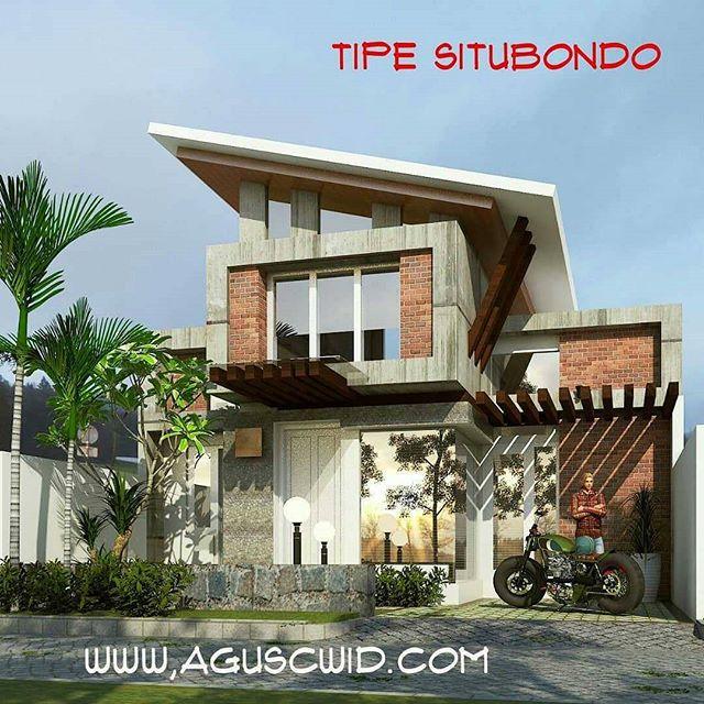 440 Ide Desain Rumah Modern Atap Miring Terbaik Yang Bisa Anda Tiru