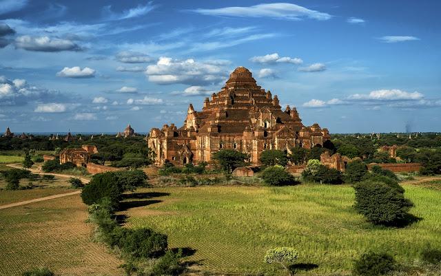 Đền Dhammayangyi - Ngôi Đền Nổi Tiếng