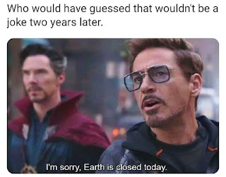Endgame, 2020 Meme