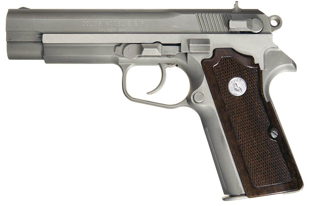 Colt SSP (USA) | Top Guns