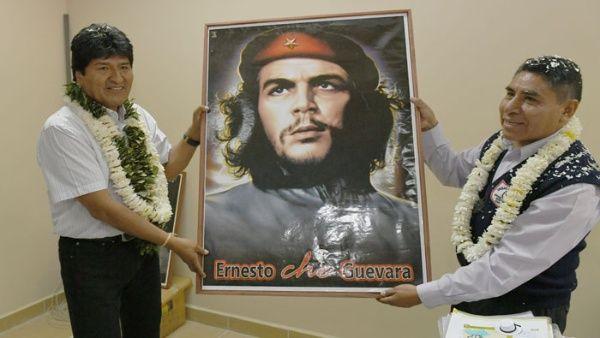 """Inician actos de homenaje a Ernesto """"Che"""" Guevara en #Bolivia"""