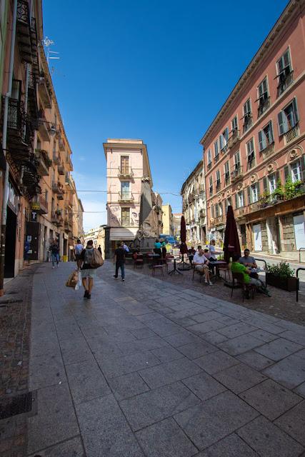 Via Giuseppe Manno-Cagliari
