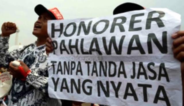 Kabar Gembira Bagi Honorer K2 yang Sudah Lulus PPPK