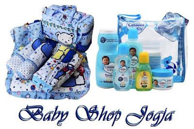 Grosir baju anak dan perlengkapan bayi Jogja
