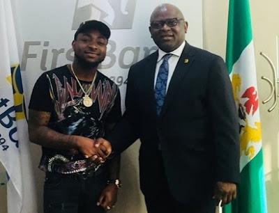 first bank nigeria sponsors davido concert