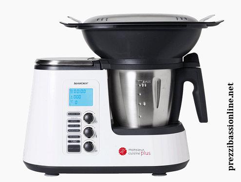 Monsieur Cuisine Plus robot da cucina, opinioni