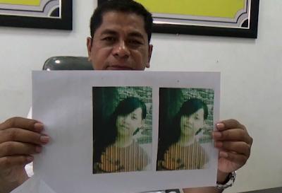 foto gadis 17 tahun hilang