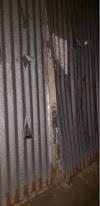 সোনারগাঁওয়ে সন্ত্রাসীদের হামলা একই পরিবারের ৩ জন গুরুতর আহত।
