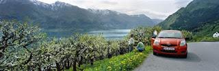 Ruta en coche por los Fiordos de Noruega