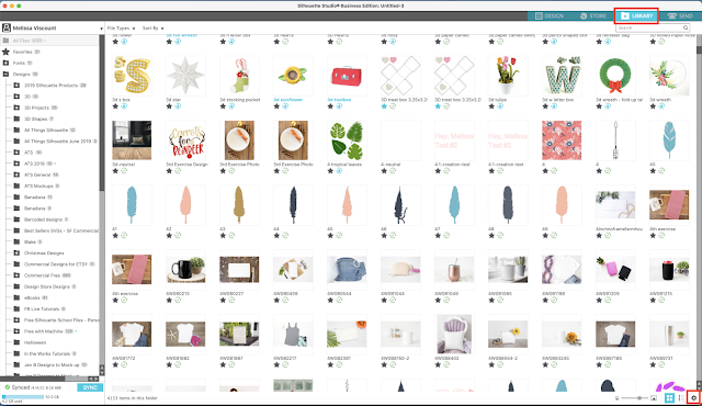 snapshots, recover silhouette designs, silhouette studio library, silhouette designs