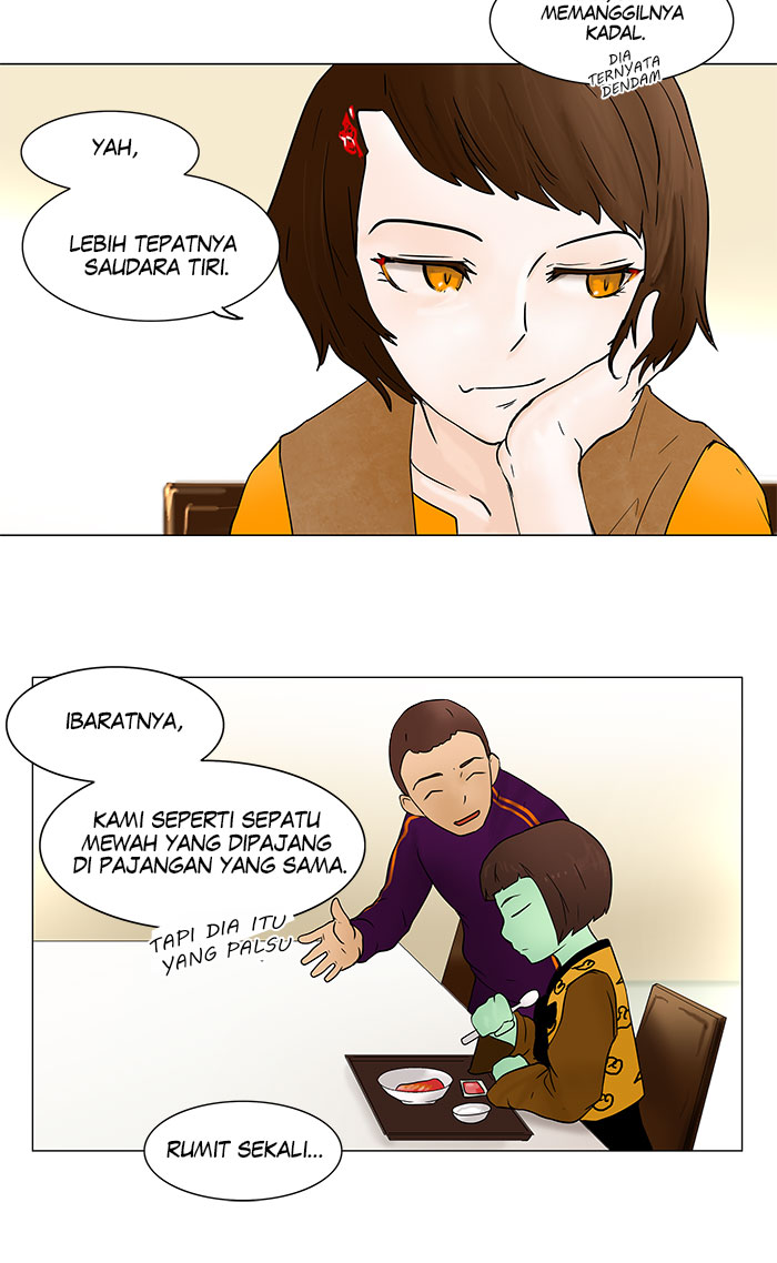 Tower of God Bahasa indonesia Chapter 31