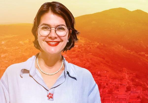 Pré-candidata do PT em Jacobina afirma desconhecer diálogo com PCdoB sobre frente única