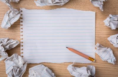 banyak sumber ide untuk lancar menulis, bisa menulis berlembar-lembar tulisan