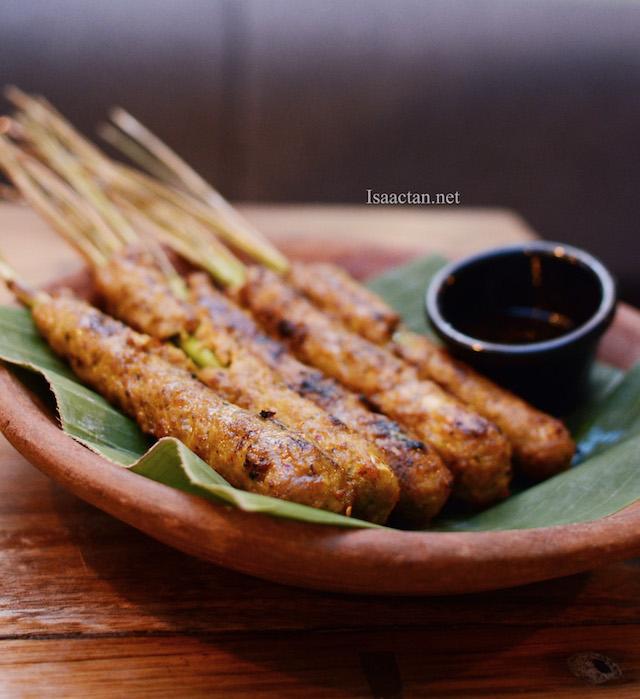 BBQ Satay Lilit