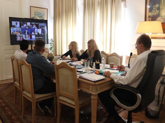 Περιφερειάρχης Πελοποννήσου: Αναγκαία τα έργα υποδομής στα λιμάνια