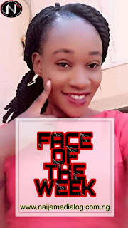 "Meet Our Face of the Week ""Akinyeye Busayo"""