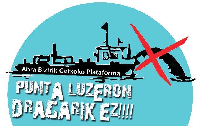 Abra Bizirik convoca una concentración ante la sede de la Autoridad Portuaria