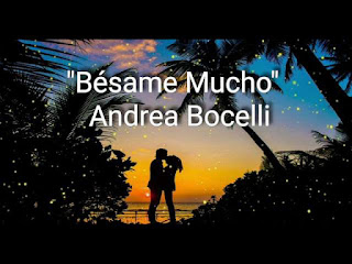Bésame Mucho Lyrics In English