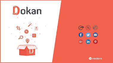 দোকান প্র ওয়ার্ডপ্রেস প্লাগ-ইন । Dokan Pro Wordpress Plugin