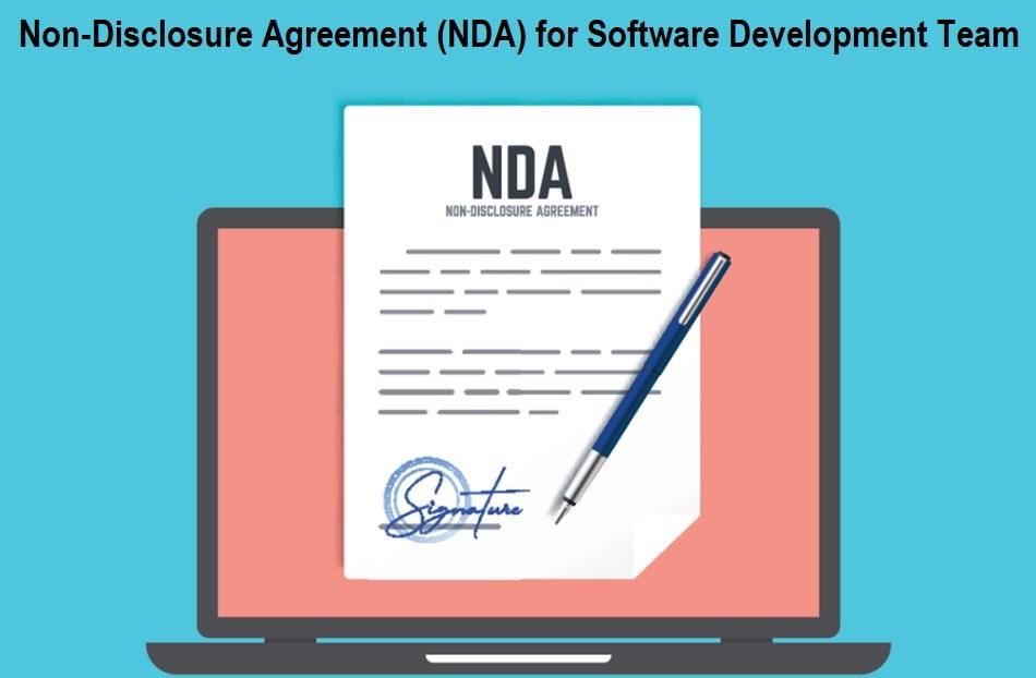 Non-Disclosure Agreement  for Software Development Team