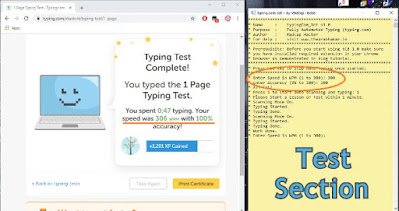 typing.com cheat test