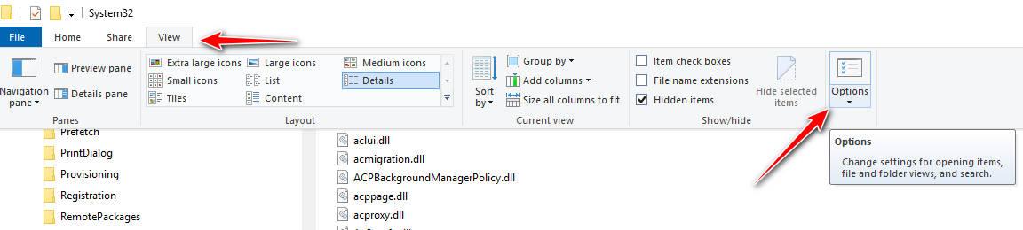 Tìm hiểu về tập tin hệ thống trong Windows và cách sửa chữa.