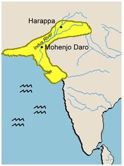 Mahenjo Daro dan Harappa