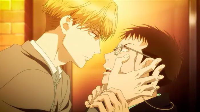 The Night Beyond The Tricornered Window (Sankaku Mado no Sotogawa wa Yoru) anime