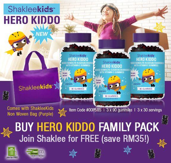 Promo Hero Kiddo - Oktober 2021