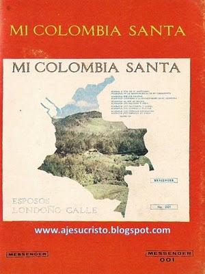 Esposos Londoño Calle-Vol 1-Mi Colombia Santa-