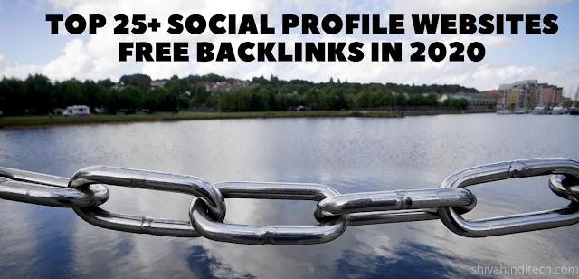 Social-Profile-Websites-Free-Backlinks-in-2020