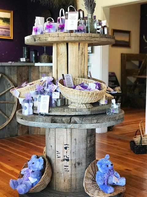The Gatehouse Farm Store at Pelindaba Lavender Farm