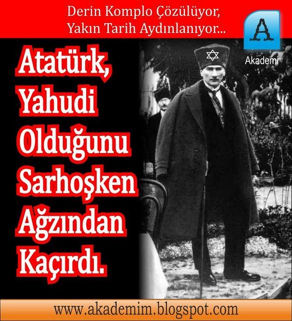sabetayizm sabetaycilik akademi dergisi mehmet fahri sertkaya ataturk sabetayci bir yahudiydi iste ispati