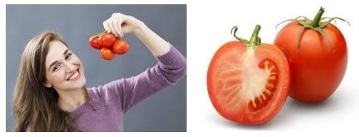 Tomatoes for Beauty Skin