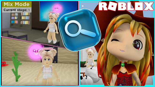 ROBLOX FIND THE BUTTON V2! LOCATION OF ALL BUTTONS IN MIX MODE