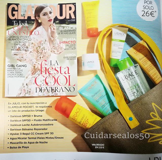 Regalo suscripción Revista Glamour
