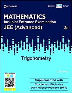 CENGAGE TRIGONOMETRY FOR IIT JEE BY G. TEWANI