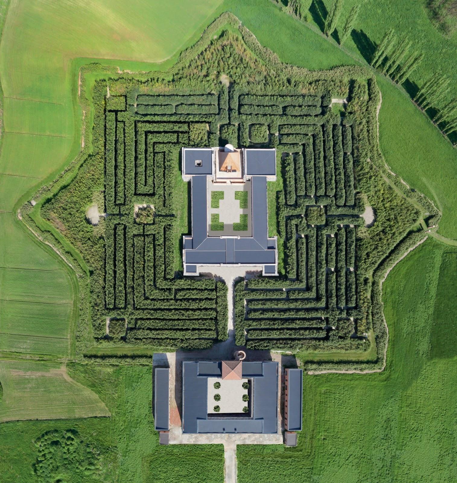 Labirinto della Masone: inspiración de Borges en Parma