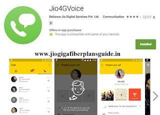 Jio4Gvoice for PC Windows