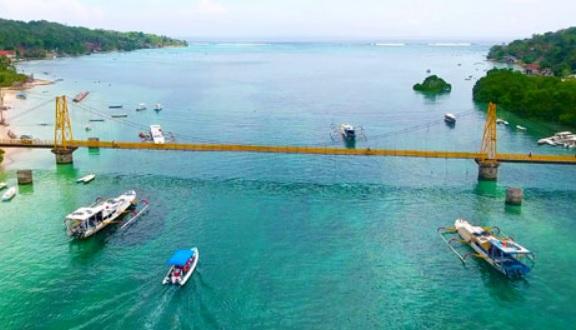 Wisata pulau Lembongan