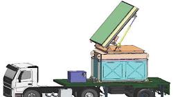 Radar định vị vũ khí mới của Astra Microwave