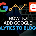 How to add Google Analytics to Blogger (Beginners Guide)