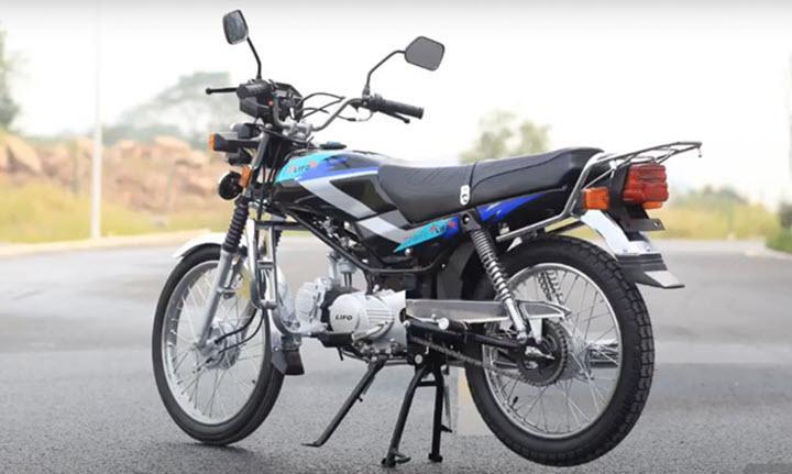 Xe máy Trung Quốc giá 7 triệu đồng, nhái thiết kế Honda Win 100 'huyền thoại'