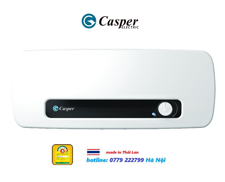 Mua Trả Góp 0 đồng Bình nóng lạnh Casper - Miễn phí vận chuyển - Lắp đặt trọn gói 30 Lít