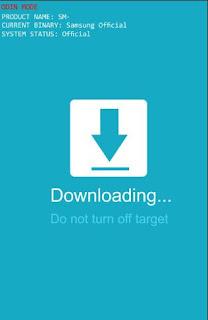 Cara Terbaru Flash Samsung Galaxy J3 SM-J320G 100% Berhasil
