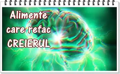 Top cele mai bune alimente pentru regenerarea creierului si memorie